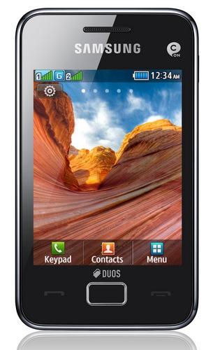 Samsung Star 3 DUOS Bada Phone 1