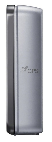 Sony Cyber-shot DSC-TX200V Slim, Stylish Waterproof Camera silver side