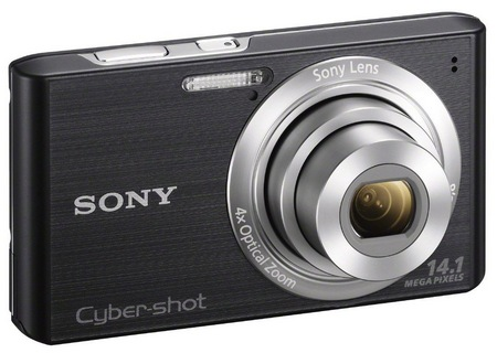 Sony Cyber-shot DSC-W610 digital camera black