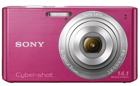 Sony Cyber-shot DSC-W610 digital camera pink