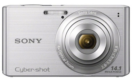 Sony Cyber-shot DSC-W610 digital camera silver
