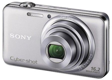 Sony Cyber-shot DSC-WX70 digital camera silver