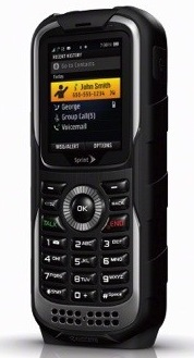 Sprint Kyocera DuraPlus Ultra-rugged Phone with Push-to-Talk