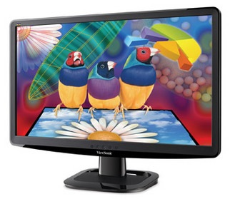 ViewSonic VX2336s-LED Display with Xtreme View IPS
