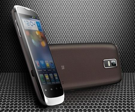 ZTE PF200 Android 4.0 smartphone