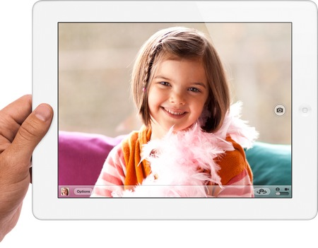 Apple announced the new iPad - A5X CPU, Retina Display and LTE 4G camera
