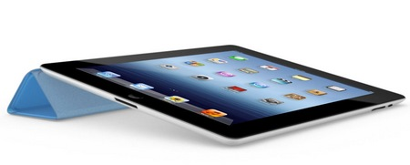 Apple announced the new iPad - A5X CPU, Retina Display and LTE 4G with SmartCover