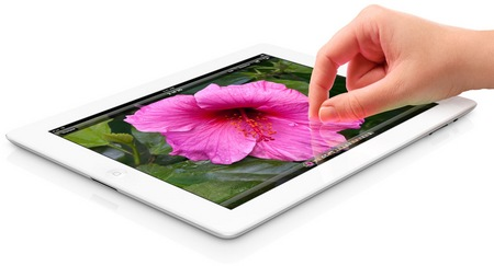Apple announced the new iPad - A5X CPU, Retina Display and LTE 4G
