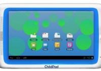 Archos Child Pad 7-inch Kid-friendly Tablet Running ICS