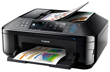 Canon PIXMA MX892 Wireless All-in-One Printer with AirPrint
