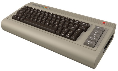 Commodore C64x Keyboard PC