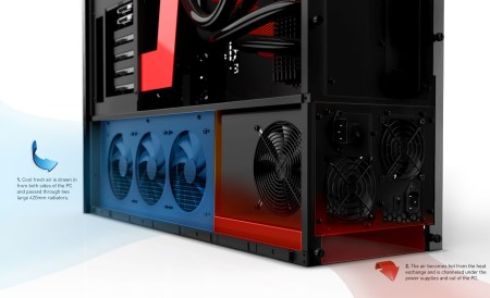 Digital Storm Aventum series Gaming PCs with Cryo-TEC Cooling System