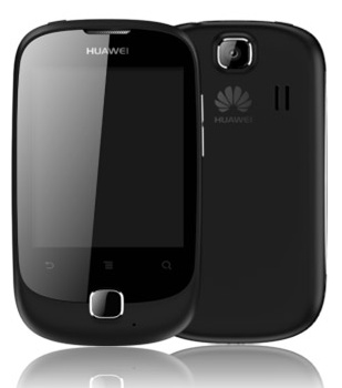 Huawei Ascend Y100 Entry-level Android Phone