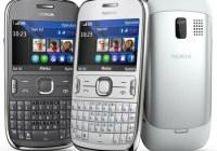 Nokia Asha 302 S40 Mobile Phone