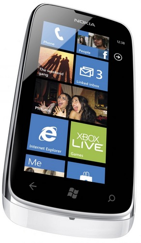 Nokia Lumia 610 Affordable Windows Phone white