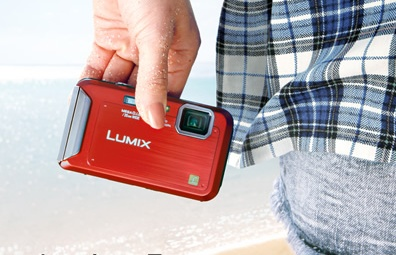 Panasonic LUMIX DMC-TS20 Entry-level Rugged Camera