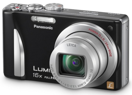 Panasonic LUMIX DMC-ZS15 16x Zoom Camera angle