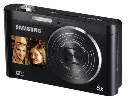 Samsung DualView DV300F dual-screen Digital Camera