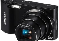 Samsung WB150F WiFi 18x long zoom camera