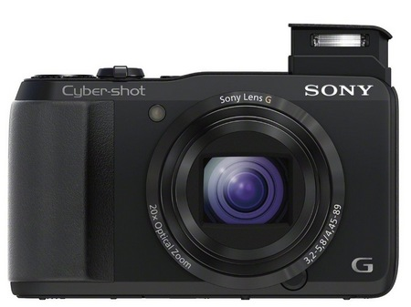 Sony Cyber-shot DSC-HX20V with 20x Optical Zoom