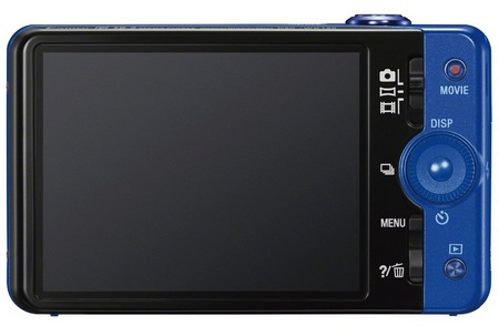 Sony Cyber-shot DSC-WX150 Thinnest 10x Optical Zoom Camera back
