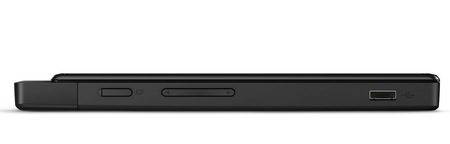 Sony Xperia sola Smartphone with Floating Touch side horizontal
