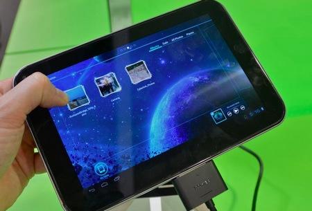 Toshiba AT270 Tegra 3 Quad-core Tablet 2