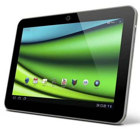 Toshiba Excite 10 LE World's Thinnest 10-inch Tablet landscape