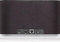iHome iW2 AirPlay Wireless Speaker back