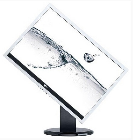 AOC e2219P2 LED-Backlit LCD Monitor 1