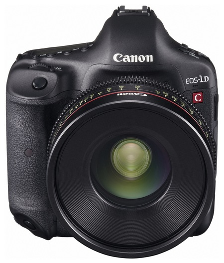 Canon EOS-1D C DSLR Camera with 4K Video Recording 1
