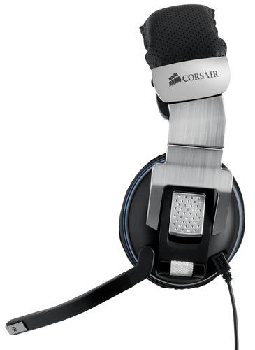 Corsair Vengeance 2000 Wireless 7.1 Gaming Headset side