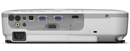 Epson PowerLite X15 Affordable Projector back