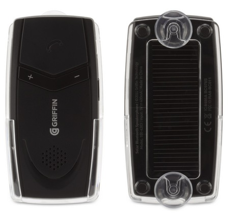 Griffin SmartTalk Solar Handsfree Speakerphone 1