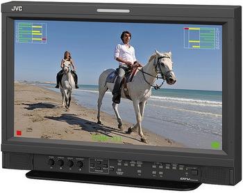 JVC DT-E17L4G HD Studio Monitor