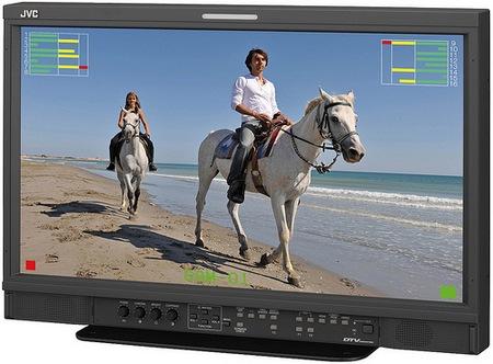 JVC DT-E21L4 HD Studio Monitor