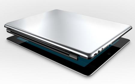 Logitech Ultrathin Keyboard Cover for iPad 3rd Gen magnetic clip