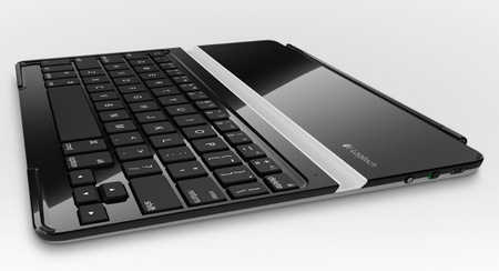 Logitech Ultrathin Keyboard Cover for iPad 3rd Gen without ipad