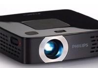 Philips PicoPix PPX2480 PMP Pico Projector