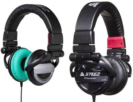 Pioneer DUBSTEP SE-D10MT headphones