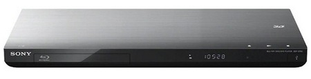 Sony BDP-S790 Blu-ray Player with WiFi