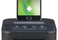 iHome SmartDesign iC50, iC3 and iC16 Speakers for Android