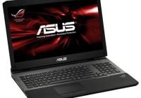 Asus ROG G75VW gaming notebook ivy bridge