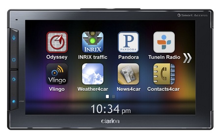 Clarion Next GATE iPhone Controller for your Car