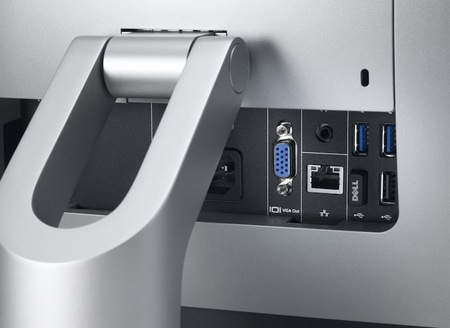 Dell Inspiron One 23 All-in-one PC connectors