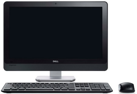 Dell Inspiron One 23 All-in-one PC front