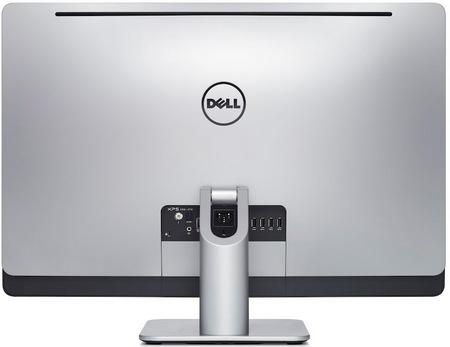 Dell XPS One 27 All-in-One Computer with 2560x1440 Screen back