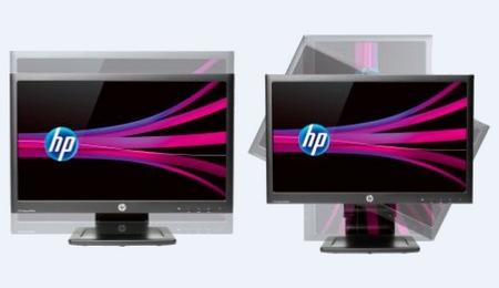 HP Compaq L2206tm Multitouch Monitor adjust