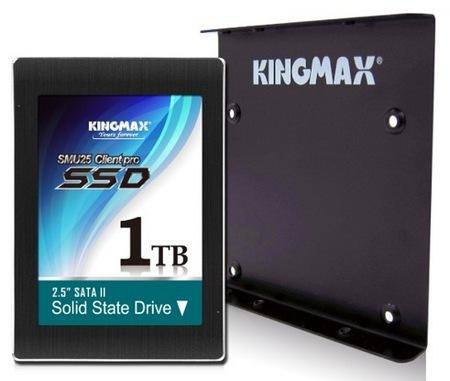 Kingmax SMU25 Client Pro SSD
