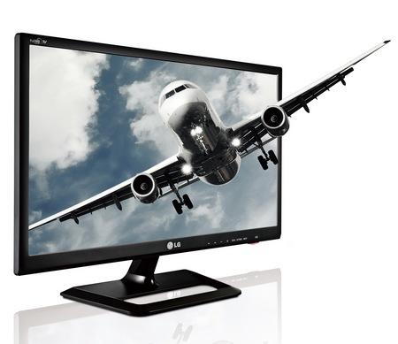 LG DM2752 and M2752 Full HD TV Monitors